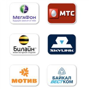 Операторы сотовой связи Екимовичей