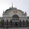 Железнодорожные вокзалы в Екимовичах